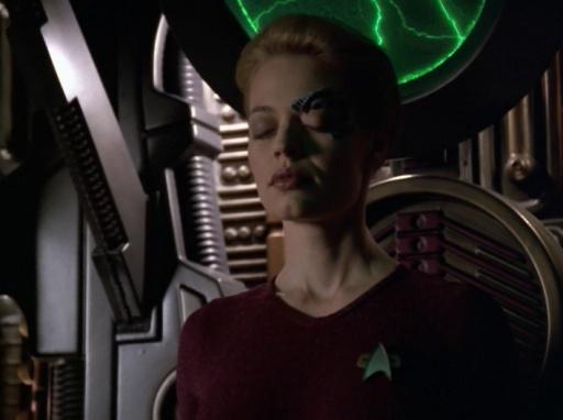 Borg regenerator.  I'd like the Mommy model, please.