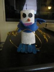 Snowman dude.
