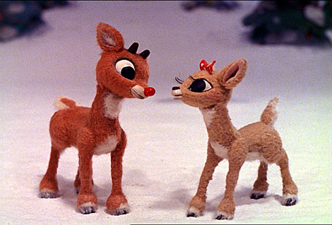 Princess Christmas loves this movie-especially when Rudolph and Clarice are little.