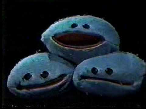 "Not that kind of pubic service announcement, but do you remember these guys?  ""We're not candy!  Even though we may look fine and dandy..."""