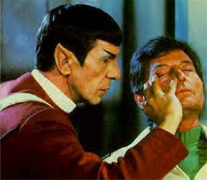 star trek mind meld