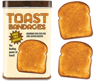 Toast-Bandages