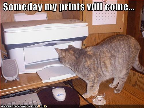 someday my prints will come
