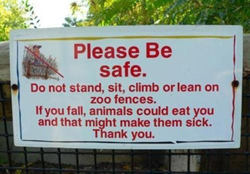funny sign 2