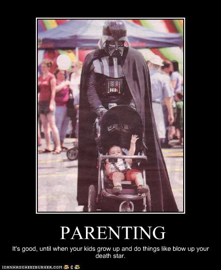 parent darth