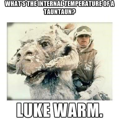 A little Star Wars humor for you...