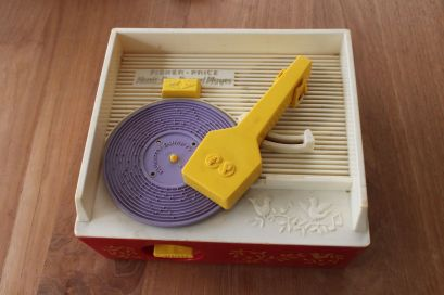For the record, I was just a little girl in the 70s and this would have been my record player...