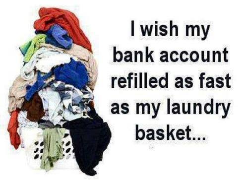 bank laundry