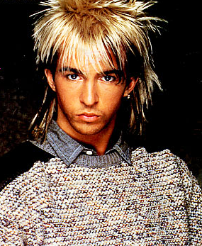 Speaking of neverending, this guy came up during TMT duets.  I thought Limahl was a group, not just one guy?  Does this mean I have to repeat music history class again?