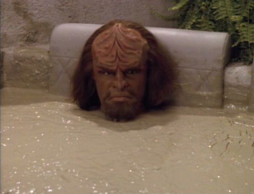 Perhaps today is a good day to take an oatmeal bath...