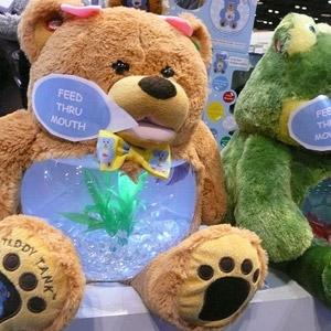 WTF is a teddy tank?